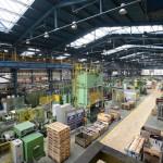 Sériová kovovýroba ve firmě STEELTEC CZ